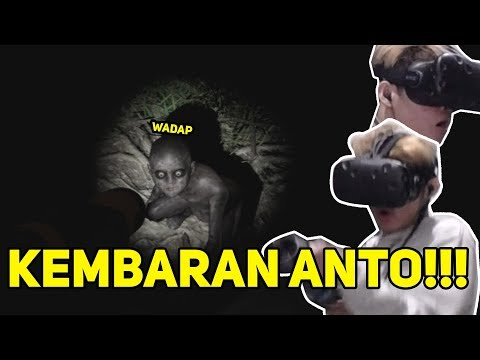 Image of BERTEMU KEMBARAN ANTO DI HORROR - DREAD EYE (HTC VIVE)