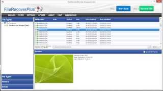 SD Card Recovery Software - Walk-Through Tutorial