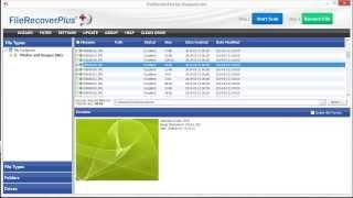 SD Card Recovery Software - Walk-Through Tutorial