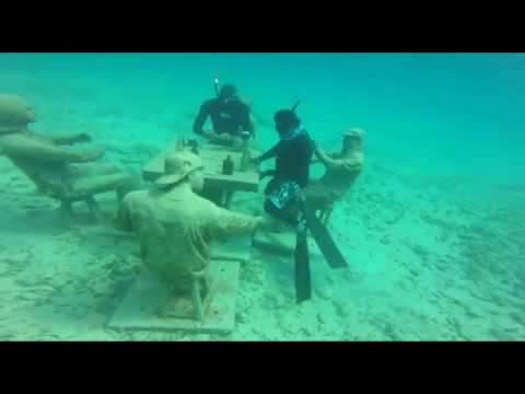San andres Colombia -free diving caribbean sea
