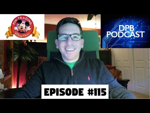 DPB Podcast Episode 115: Pin News & Epcot Festival of the Arts Disney Pins