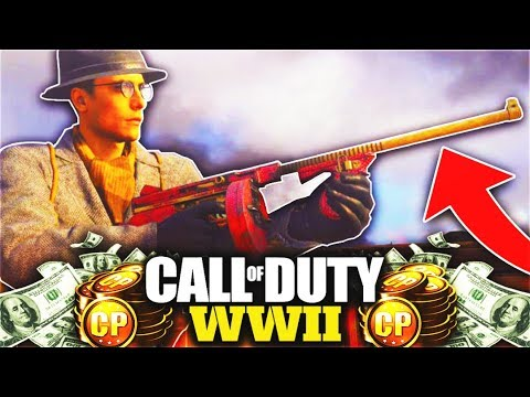 THE RICHEST COD WW2 PLAYER IN THE WORLD - 200+ WEAPON VARIANTS OWNED IN COD WW2