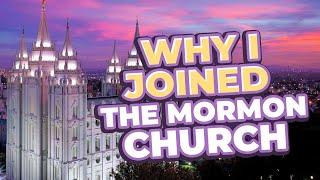 Why I Joined the Mormon Church - Kwaku's Story   3 Mormons