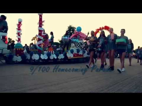 100 Things To Do Before You Graduate: Homecoming Parade