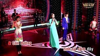 [Karaoke HD] Beat Chuẩn Ca Sĩ - Con Đường Mang Tên Em - Lương Gia Huy ft Giáng Tiên
