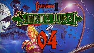 """Castlevania II: Simon's Quest Прохождение - Серия №4: """"Глаз Дракулы"""""""