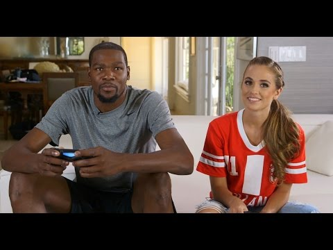 NBA 2KTV - Episode 1 with Kevin Durant