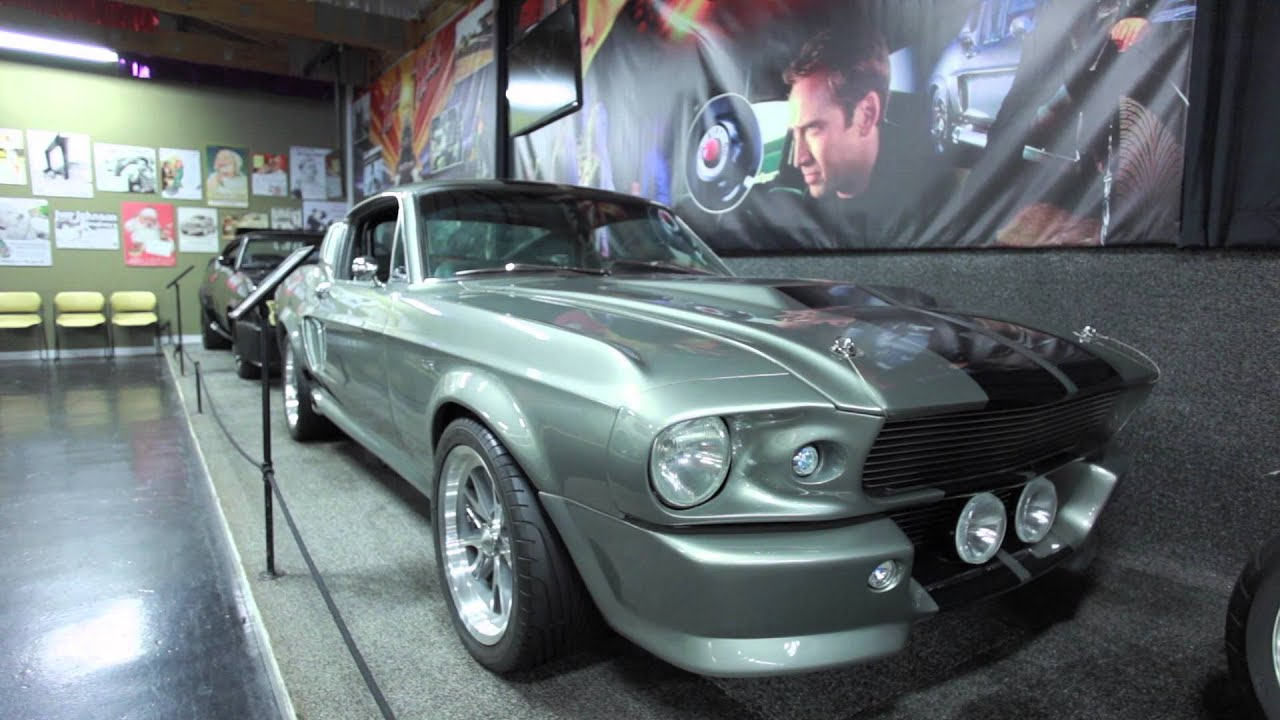 eleanor the 1967 mustang gt500 gone in 60 seconds with