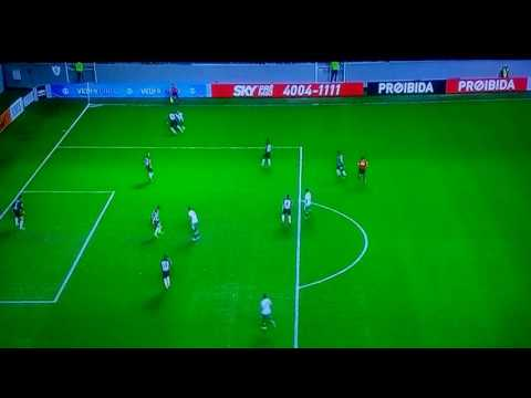 Gol da Chapecoense - Atlético MG 3 x 1 Chapecoense - Brasileiro 08/08/2016