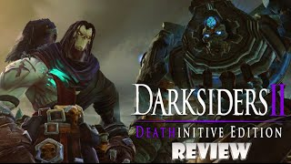 Darksiders II: Deathinitive Edition (Switch) Review (Video Game Video Review)