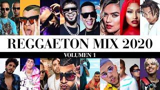 Reggaeton Mix 2020 - Bad Bunny, J. Balvin, Daddy Yankee, Karol G, Anuel AA, Ozuna, Wisin & Yandel