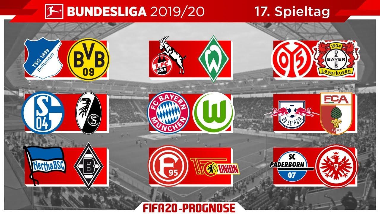 20. Spieltag Bundesliga