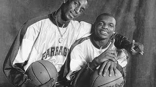 """RARE"" 1994 KEVIN GARNETT & RONNIE FIELDS High School Game (Farragut vs Westinghouse)"
