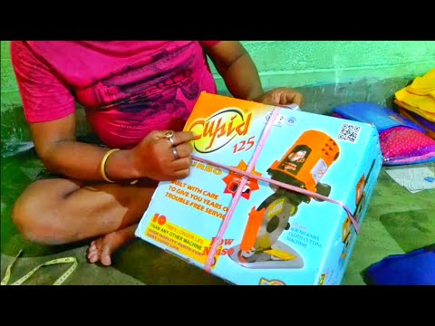 Cheap Cloth/Garments cutting machine Unboxing reviews Cupid