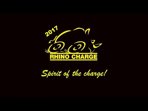 2017 Rhino Charge - Spirit of the charge