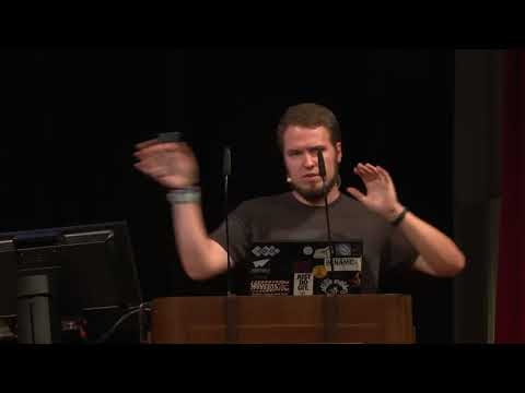 DjangoCon 2018 - Automated spell-checking in Django projects