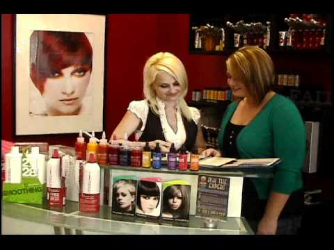 Jennifer James Hair Color Xperts Youtube