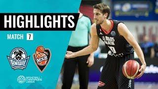 Highlights | Anwil vs. MSB - Basketball Champions League
