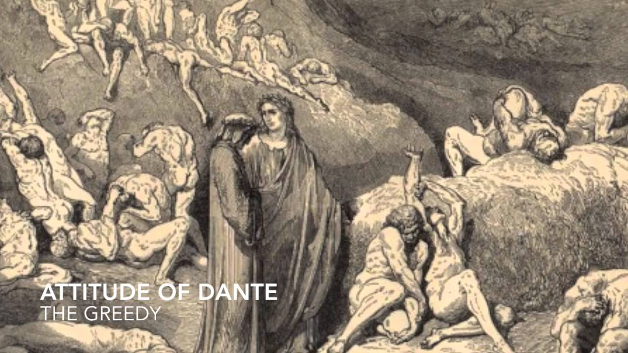 Dante S Inferno Circle 4 Youtube