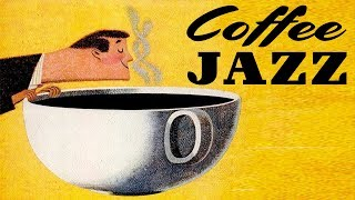Morning Coffee Jazz Radio - Relaxing Cafe Music - Live Stream 24/7