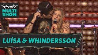 Rock in Rio | Whindersson Nunes e Luísa Sonza no Digital Stage | Dia 2