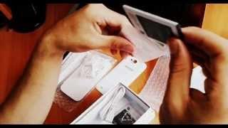 Видео обзор телефона SAMSUNG Galaxy S4(Китай)(телефон был заказан с сайта tinydeal.com., 2013-08-06T10:25:23.000Z)