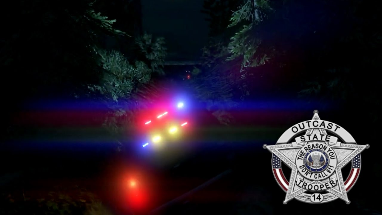Outcast State Troopers: Offroad Chase! - YouTube