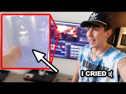 QUEEN MARY GHOST FOOTAGE MAKES ME CRY!! (100% REAL)