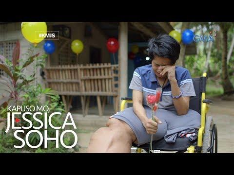 Kapuso Mo, Jessica Soho: Bagong pag-asa para kay Gerald