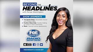 Beyond The Headlines with Renee Washington- HAPPY HOLIDAYS!