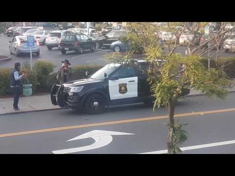 Vegetarian protest in Berkeley. Police are observing.mp4