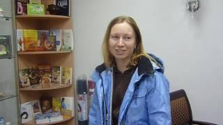 Отзыв Валентины о посещении Открытого урока ХАТХА-йоги  в