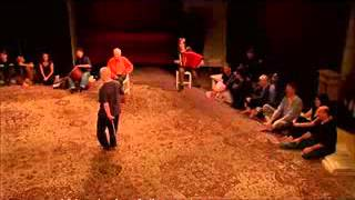 PETER BROOK  THE TIGHTROPE   Educational Trailer