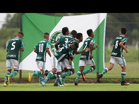 FINAL - Palmeiras 3 x 3 Santos - Sub-15 - FINAL - É CAMPEÃO! - YouTube d5b0993aa5daa