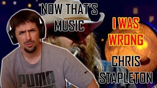 Chris Stapleton - I Was Wrong (Austin City Limits Performance) // REACTION