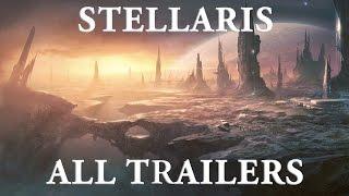 Stellaris: all trailers