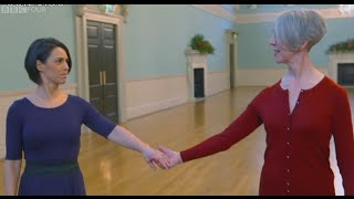 Video 18th-Century Social Dance - Minuet download MP3, 3GP, MP4, WEBM, AVI, FLV November 2017