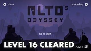 Altos Odyssey - Level 16 Goals and Walkthrough