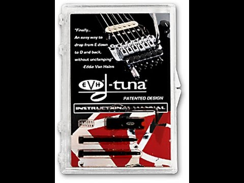 How to Tune the EVH D-Tuna