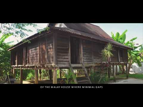 Asian Architecture P1 Case Study - The Deck House (Malay Vernacular Architecture)