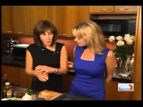 Rose Reismans Tomato Salad Recipe on Global News  Simply Delicious with Susan Hay  YouTube