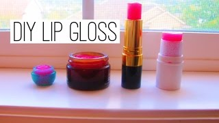 DIY Lip Gloss Thumbnail
