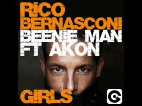 Rico Bernasconi & Guetta ft. Akon & Beenie Man -- Sexy Girls (Remix)