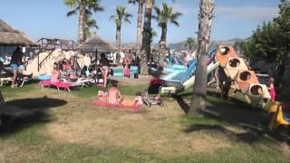 Star Beach. Крит. Детская площадка(Игровая детская площадка на Star Beach., 2016-02-06T11:13:45.000Z)