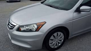 Honda Accord Sedan 2011 Videos