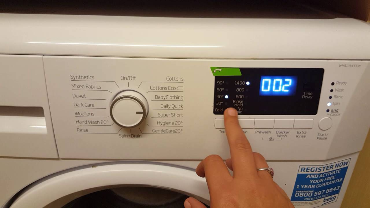 my beko washing machine youtube rh youtube com beko washing machine manual pdf beko washing machine wm5100w instruction manual