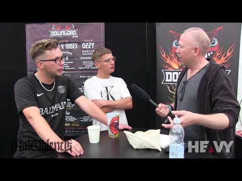 MALEVOLENCE Interview at Download UK 2018 | HEAVY TV