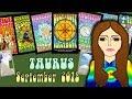 TAURUS SEPTEMBER 2018 Major Breakthrough! Tarot psychic reading forecast predictions