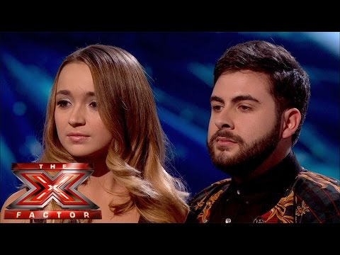 Thumbnail: Lauren Platt leaves the competition | Semi-Final Results | The X Factor UK 2014