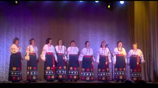 """Українські народні пісні ансамблю """"Джерело"""""""